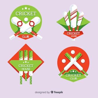 クリケットラベルコレクション