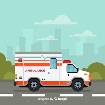 救急車ベクトル