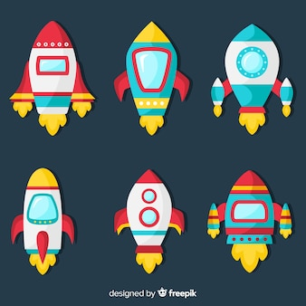 Сбор ракет