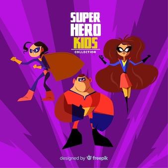 Супергероя для детей