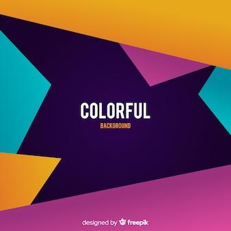 Цветной фон формы