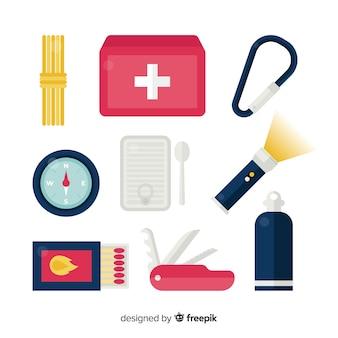 Творческий спасательный комплект для спасателей