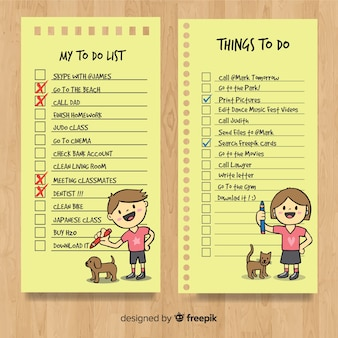 リストのセット