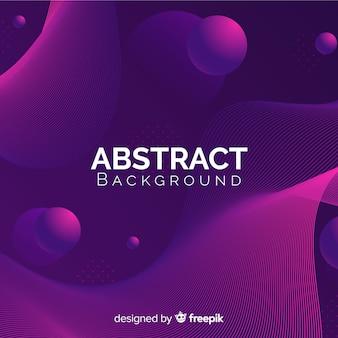 Абстрактный пурпурный фон
