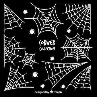 Хэллоуинская коллекция паутины
