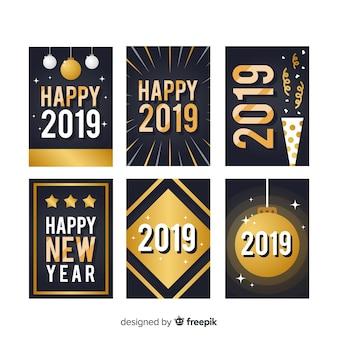 新年ゴールデンエレメントカードパック