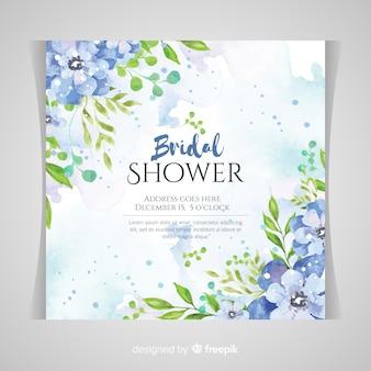 Приглашение на свадебный душ