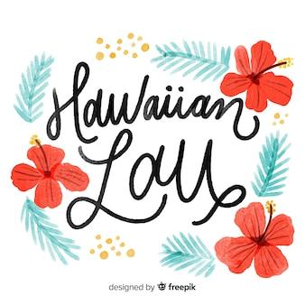ハワイアンルアウの背景