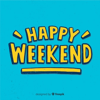 Приветствие выходного дня