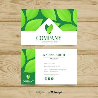 Дизайн корпоративных визитных карточек