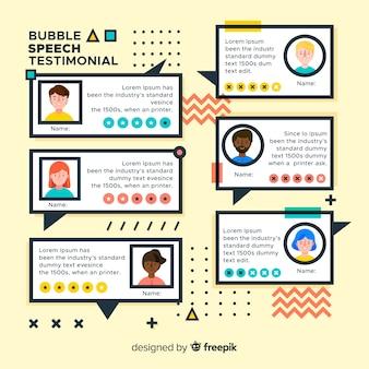 Творческая концепция речевого пузыря речи