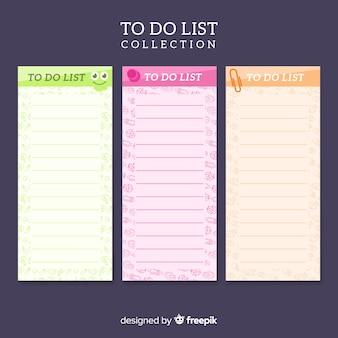 Сделать список