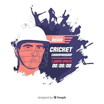 クリエイティブクリケット選手権の背景