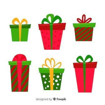 Набор рождественских подарков