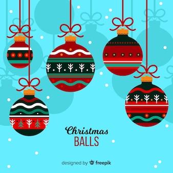 クリスマスボールコレクション