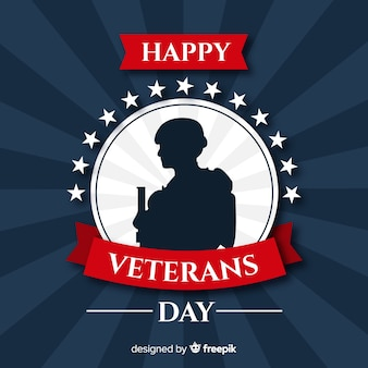 Фон дня ветеранов