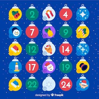 カレンダーの出現