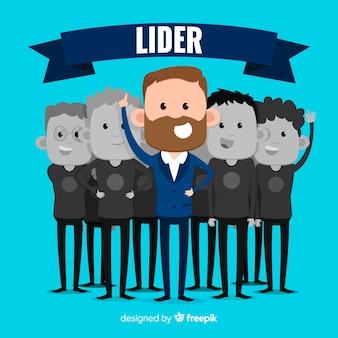 現代のリーダーシップ構成