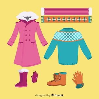 冬の服セット