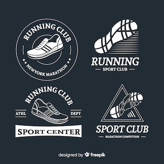 Запуск логотипов обуви