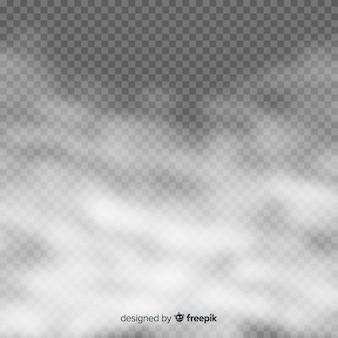 Современный абстрактный фон с дымом