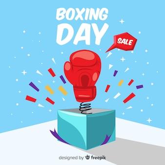 День продажи бокса