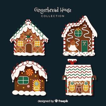 素敵なクリスマスジンジャーブレッドクッキー