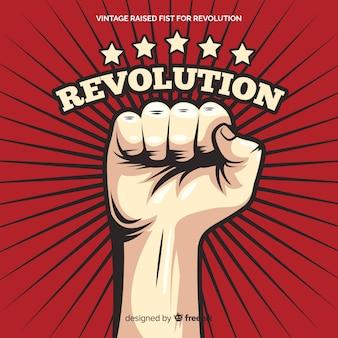ヴィンテージスタイルのクラシックな革命