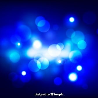 抽象的なボケ灯の背景