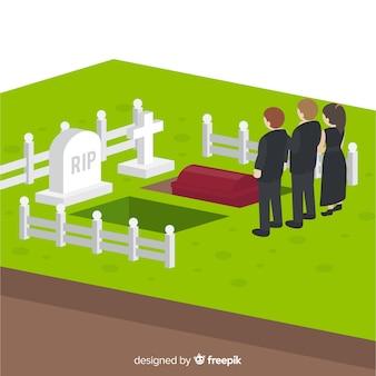 Похоронная церемония