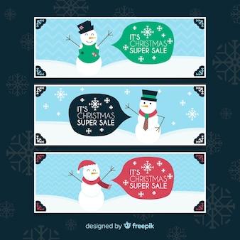 Разговорный снеговик