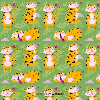 タイガーパターン