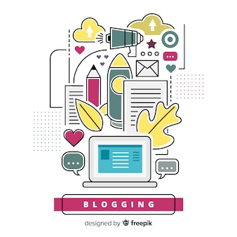 Концепция блогов