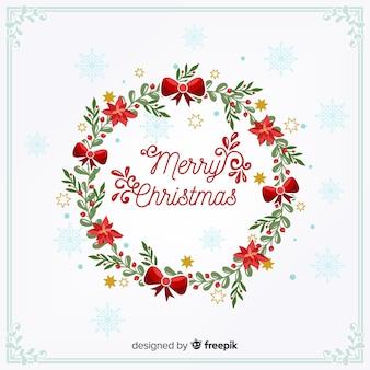 Веселого рождественского фона