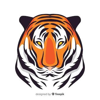 タイガーヘッドの背景