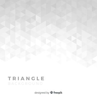 三角形の背景