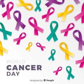 世界の癌の日の背景