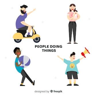 Люди деятельности