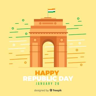 День индийской республики