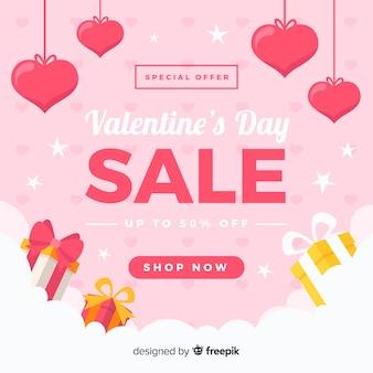 バレンタインデー販売の背景