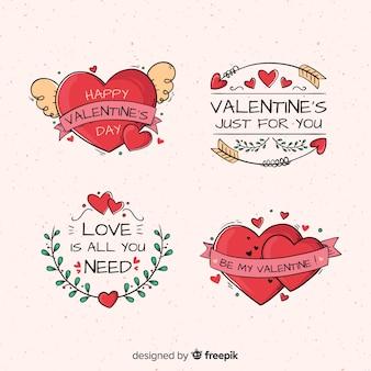 バレンタインデーベルコレクション