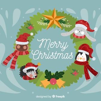 Рождественские животные