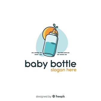 赤ちゃんのロゴ