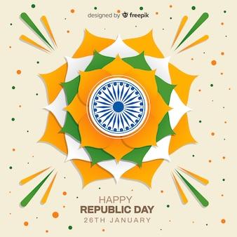 インド共和国記念日の背景