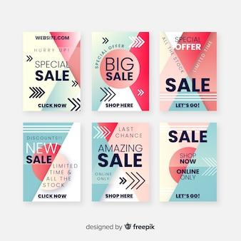 Продажа веб-баннера для социальных сетей