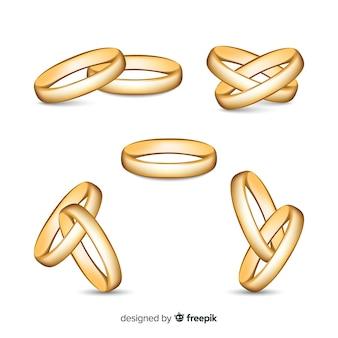 リアルな結婚指輪