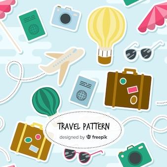旅行パターン
