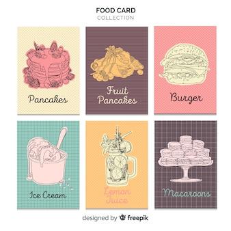 フードカードコレクション