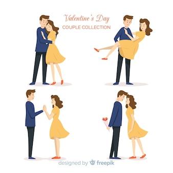 バレンタインデーカップルコレクション