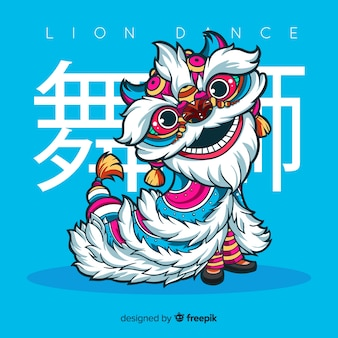 Танец льва